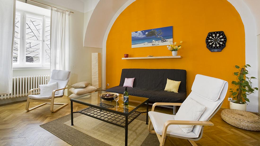classic 2 bedrooms - Apartment in Prague