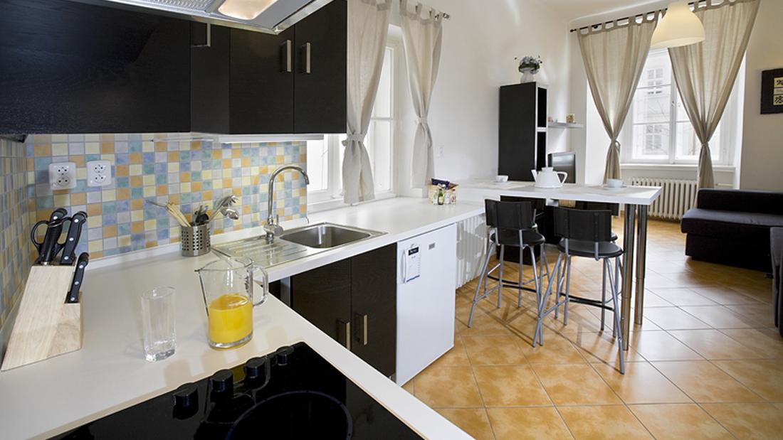 comfort 2 bedrooms - Apartment in Prague